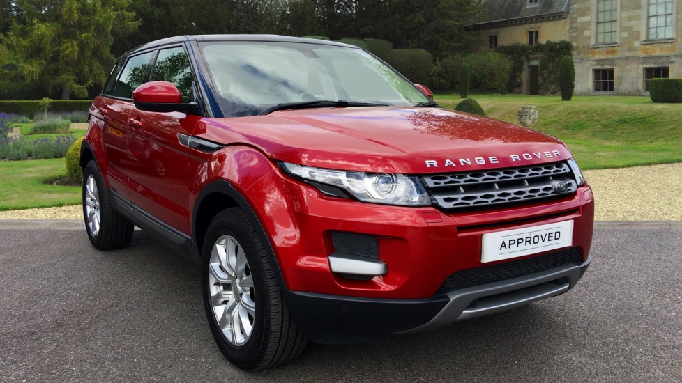 Land Rover Range Rover Evoque 2.2 SD4 Pure 5dr [190] [Tech Pack] Diesel Automatic 4x4 (2014) image