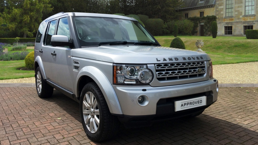 Land Rover Discovery 3.0 SDV6 255 HSE 5dr Diesel Automatic 4x4 (2012) image