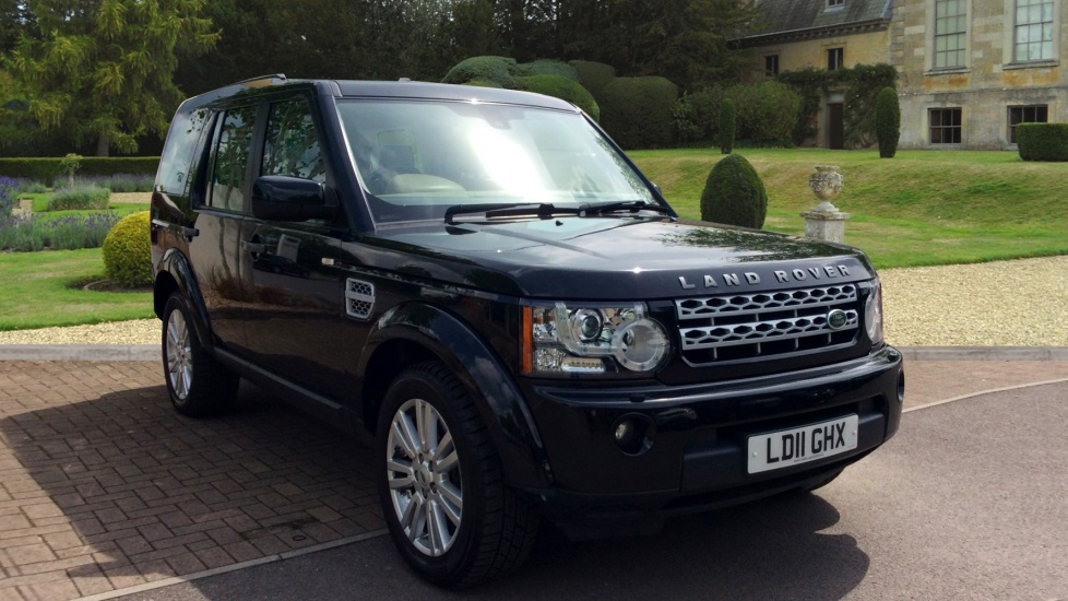 Land Rover Discovery 3.0 SDV6 HSE 5dr Diesel Automatic 4x4 (2011) image