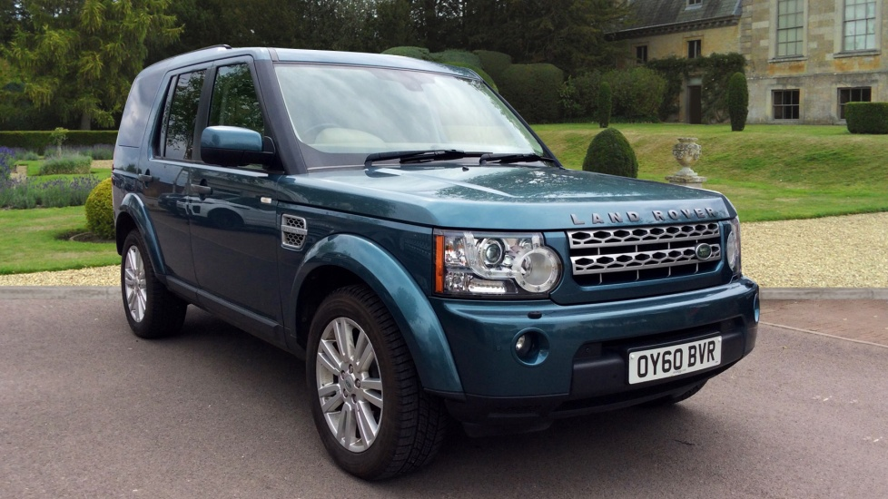 Land Rover Discovery 3.0 TDV6 HSE 5dr Diesel Automatic 4x4 (2010) image