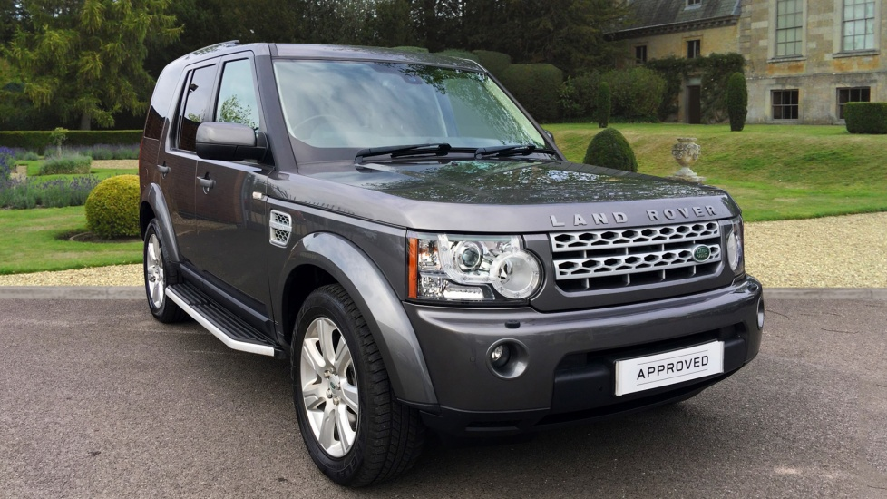 Land Rover Discovery 3.0 SDV6 255 HSE 5dr Diesel Automatic 4x4 (2013) image