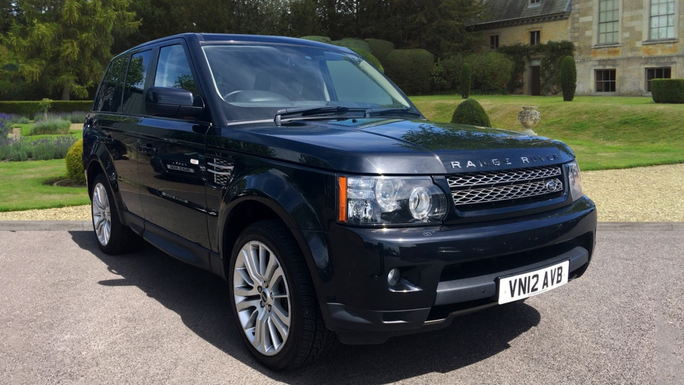 Land Rover Range Rover Sport 3.0 SDV6 HSE 5dr Diesel Automatic 4x4 (2012) image