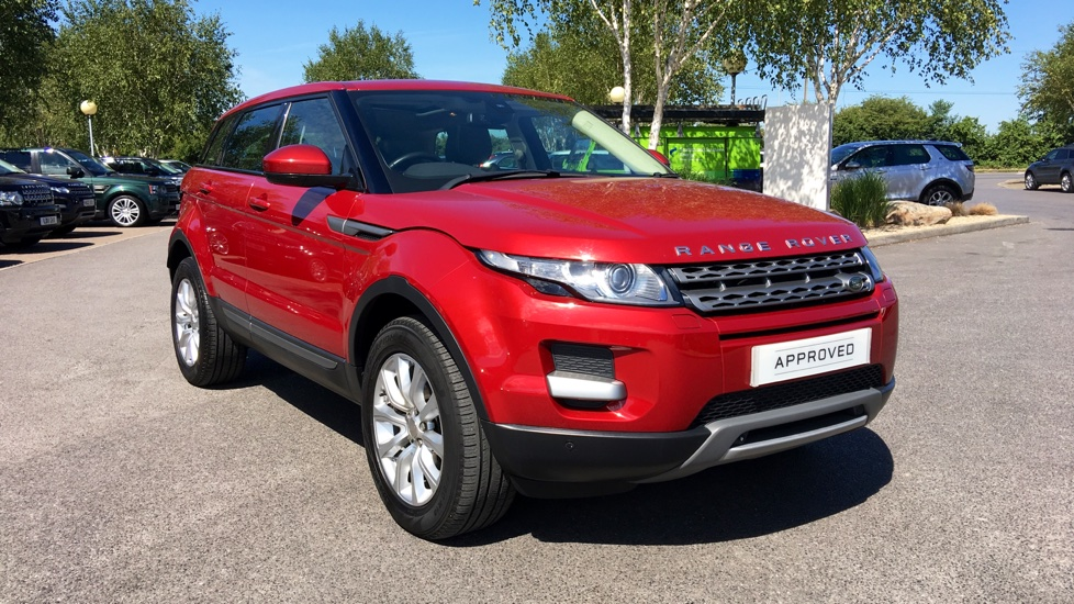 Land Rover Range Rover Evoque 2.2 SD4 Pure 5dr [Tech Pack] Diesel 4x4 (2014)