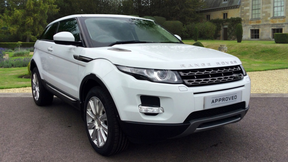Land Rover Range Rover Evoque 2.2 SD4 Pure 3dr Auto Tech Pack Diesel Automatic 4x4 (2014) image