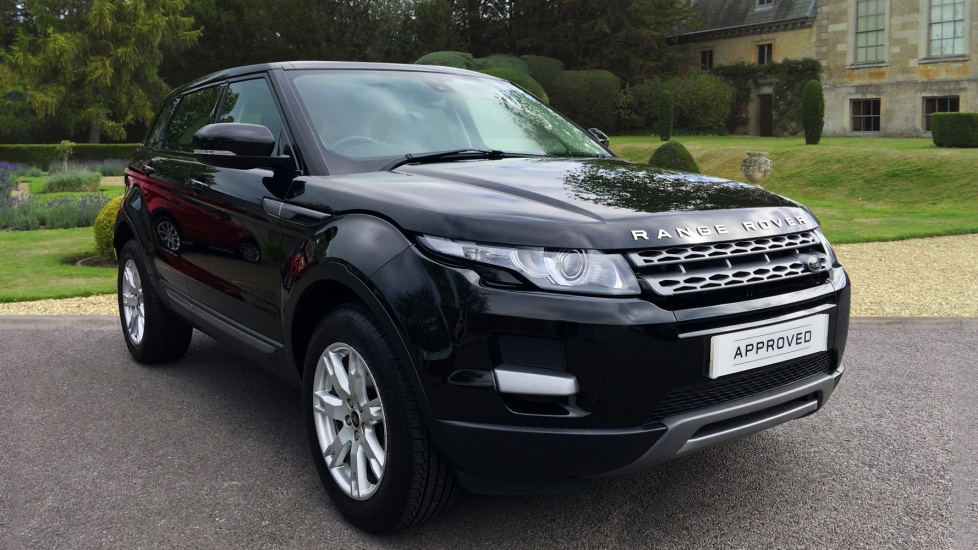 Land Rover Range Rover Evoque 2.2 SD4 Pure 5dr Diesel 4x4 (2013) image