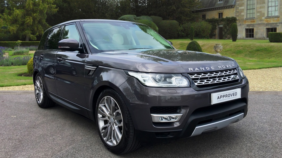 Land Rover Range Rover Sport 2.0 SD4 HSE 5dr Diesel Automatic 4x4 (2017) image