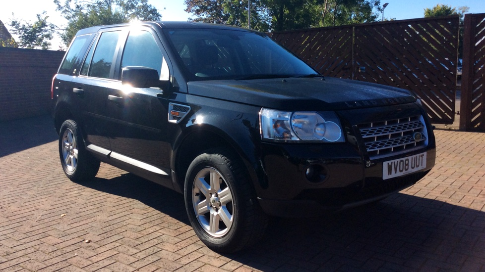 Land Rover Freelander 2.2 Td4 GS 5dr Diesel Automatic 4x4 (2008) image