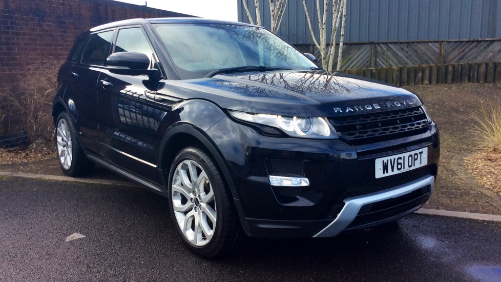 Land Rover Range Rover Evoque 2.0 Si4 Dynamic 5dr [Lux Pack] Automatic Hatchback (2011) image