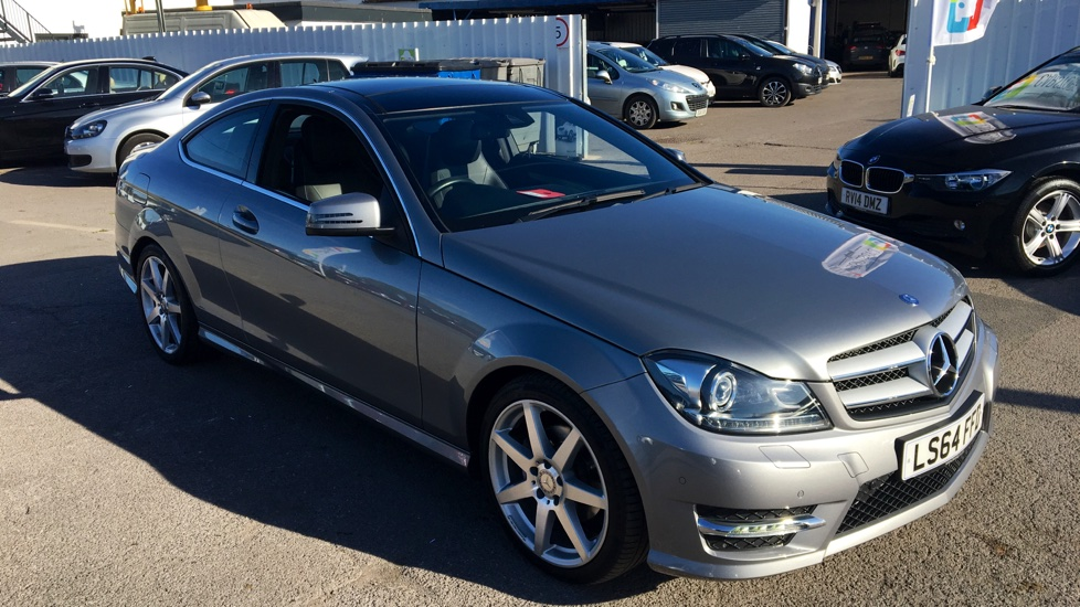 Used mercedes benz c class for sale in exeter devon for Mercedes benz chat